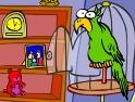 Попугай Polly